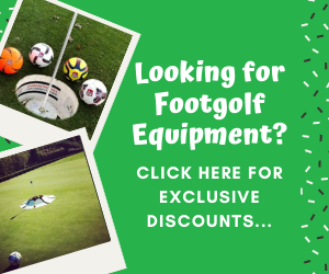 Looking for Footgolf Equipment