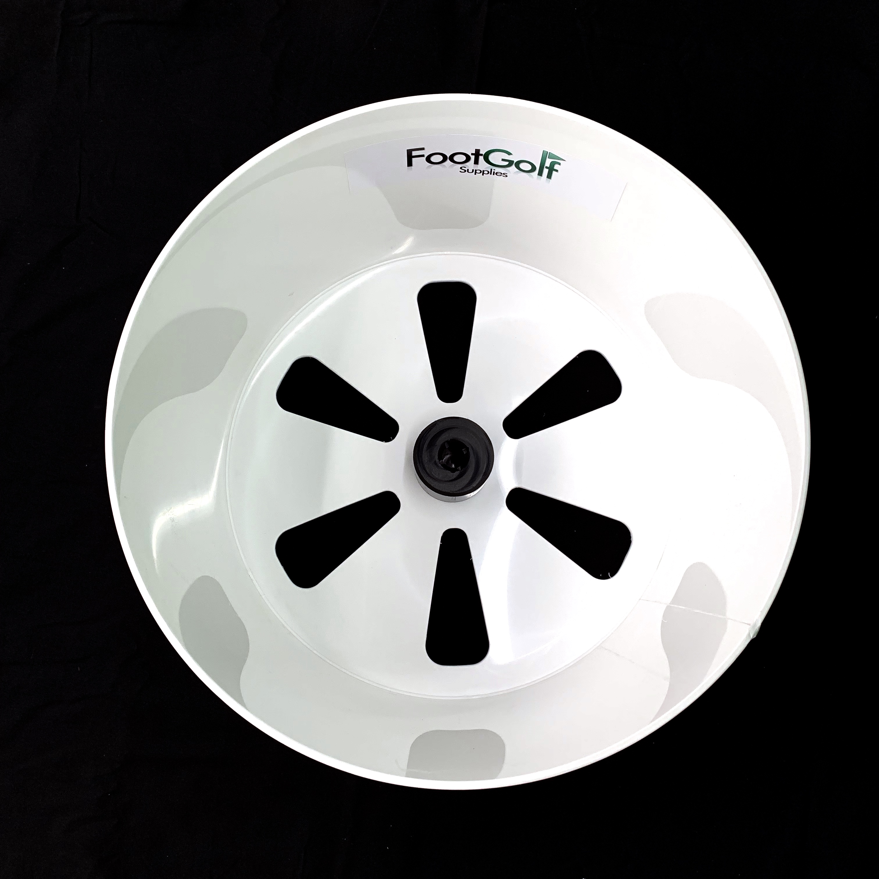 Footgolf Hole - Inside