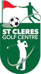 St Cleres Footgolf Logo