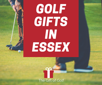 Golf Gifts Essex Braintree The Notleys Golf Club