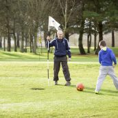 Footgolf Is Good For You