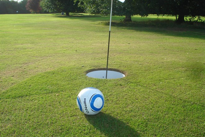 Brampton Heath Footgolf