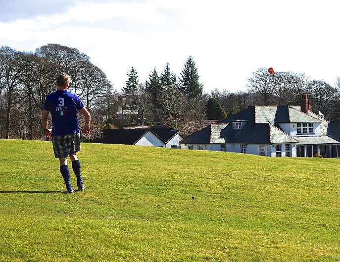 Cavendish Footgolf (Buxton Footgolf) Course Buxton Derbyshire