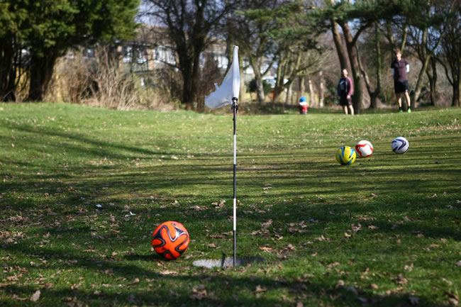 Folkestone Golf Centre Footgolf