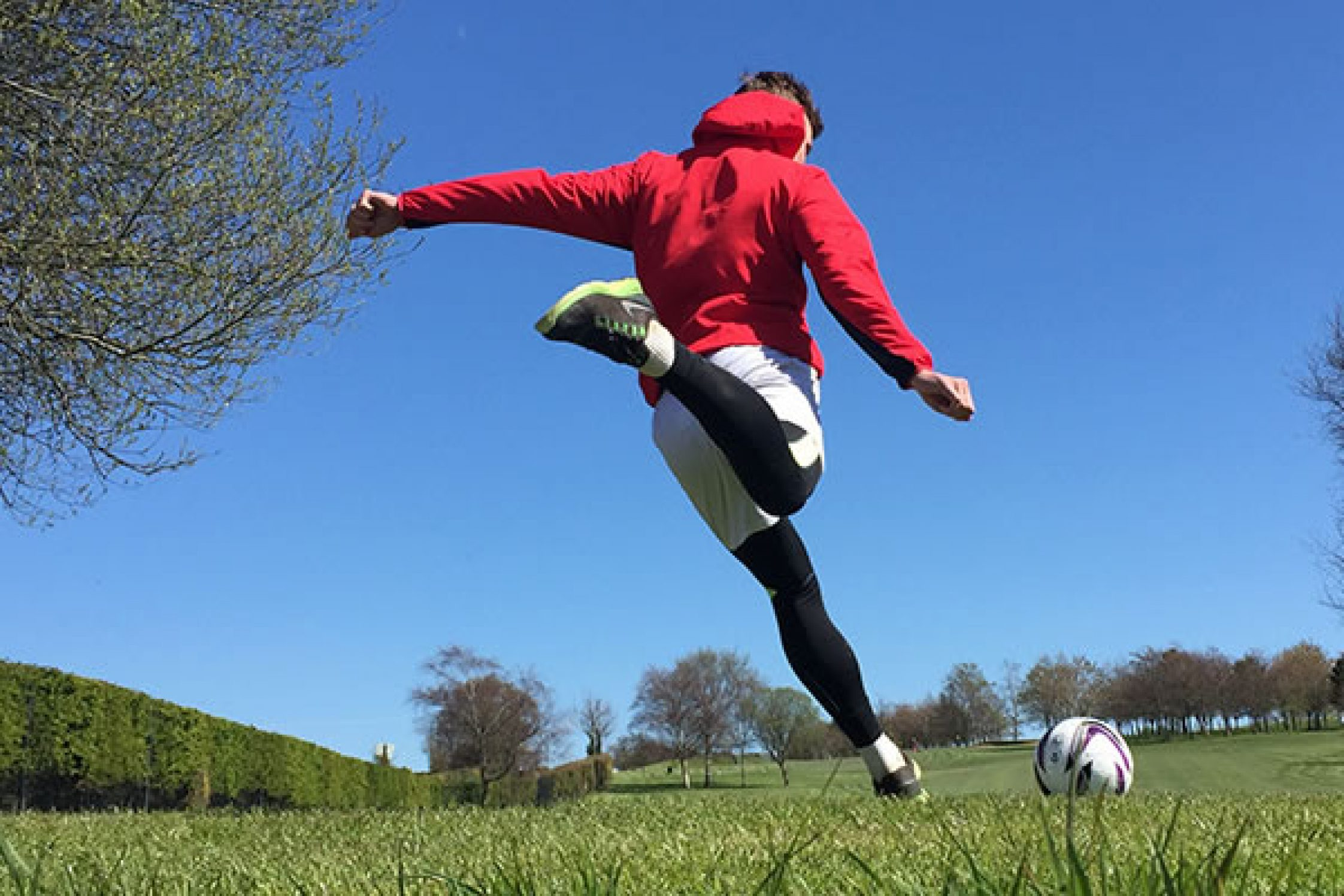 What is Footgolf? Video