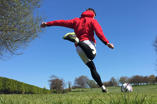 Foyle Footgolf Course Footgolf Ireland Courses Londonderry Northern Ireland