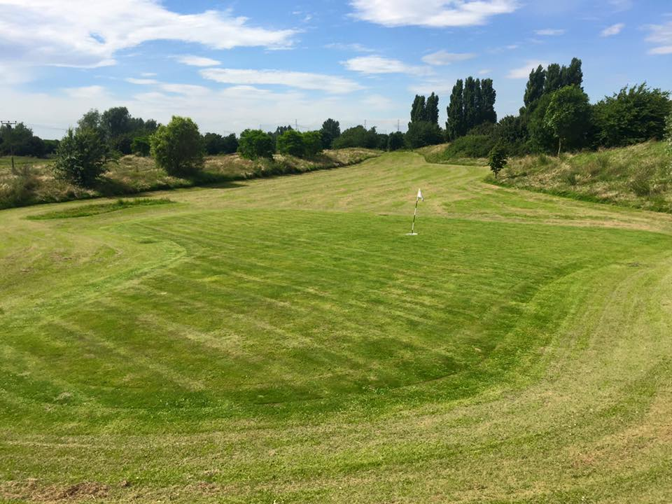 Grimsby Footgolf Course Footgolf Lincolnshire Footgolf Centre and Driving Range