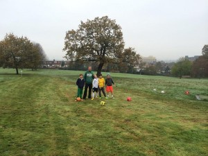 Hanger Lane Footgolf London Courses