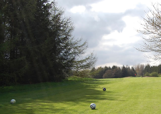 Huddersfield Footgolf Courses Bradley Park Golf Course Yorkshire