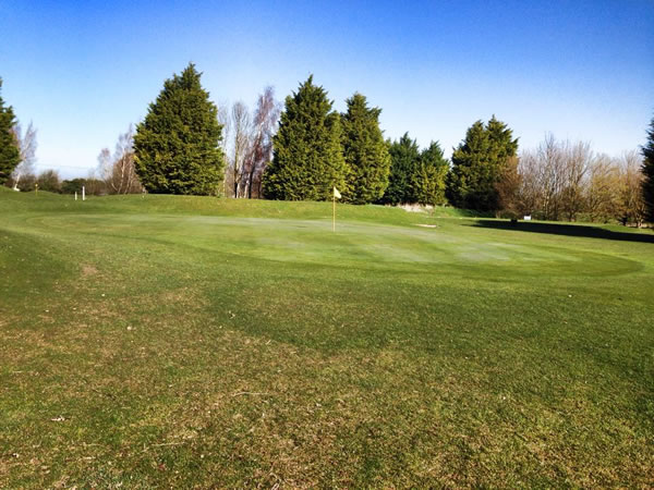 Kingsway Footgolf Course