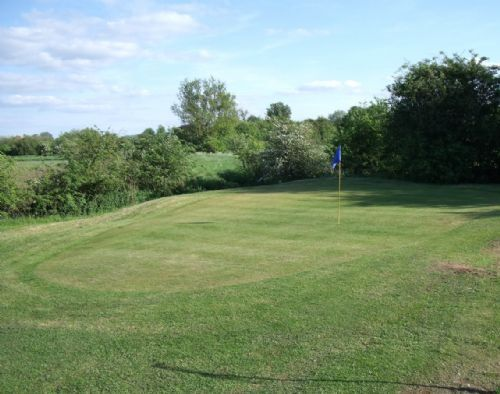 Leam Valley Golf Course Footgolf Rugby Warwickshire Kites Hardwick