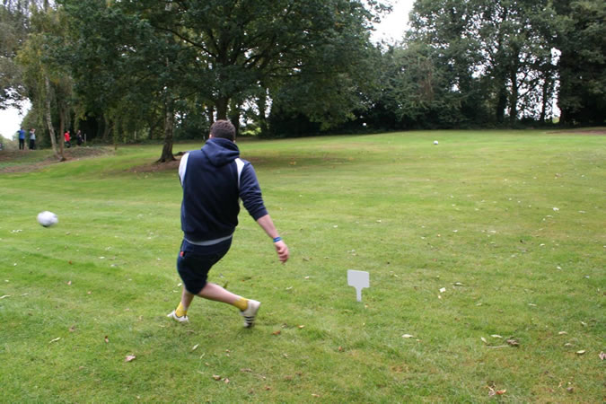 Rickmansworth Footgolf Course