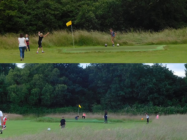 Wokingham Footgolf Course