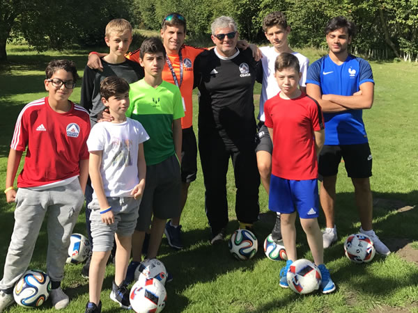 York Footgolf Course
