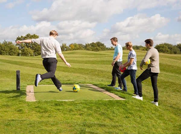 Golf Kingdom Footgolf Course