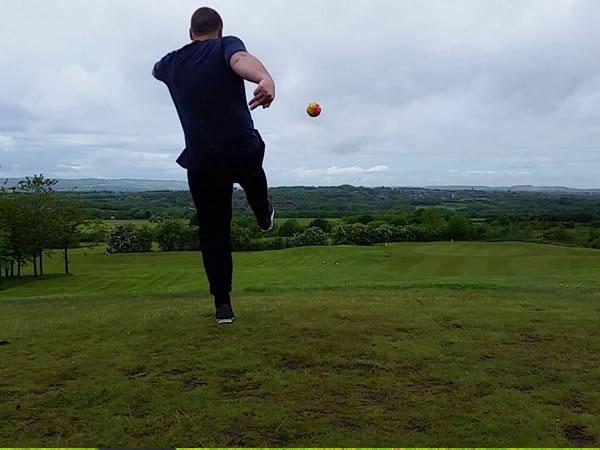 Haigh Woodland Footgolf Course