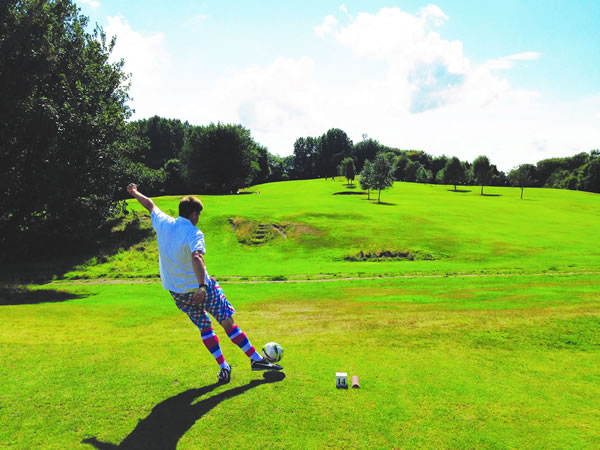 Heythrop Park Footgolf Course
