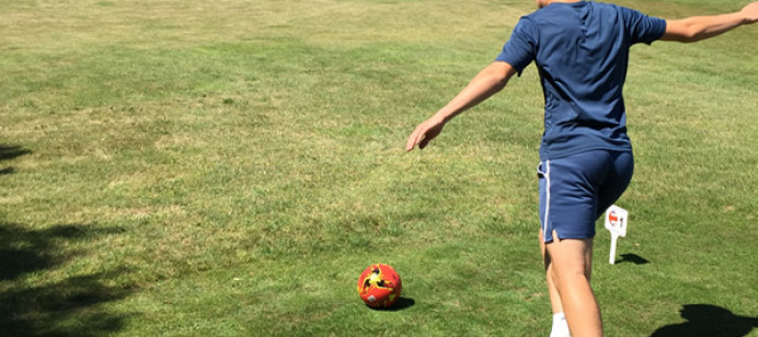 The History Of Footgolf