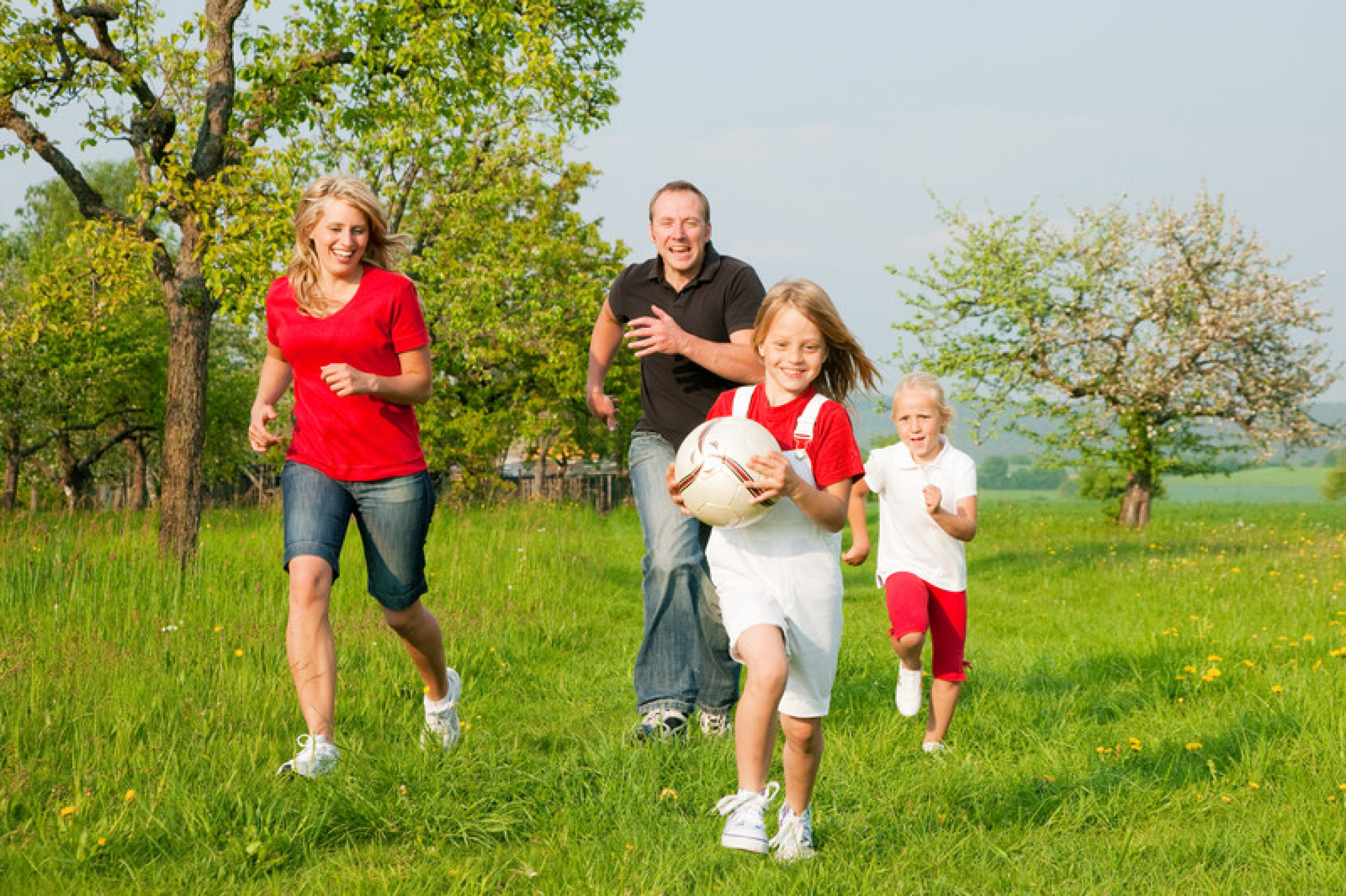 Why Footgolf is a Family Sport