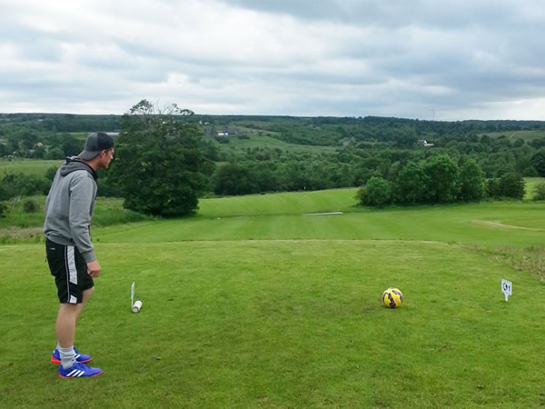 Cumberland Footgolf Course
