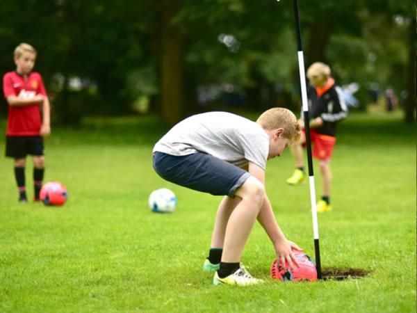 Eaton Park Footgolf Course
