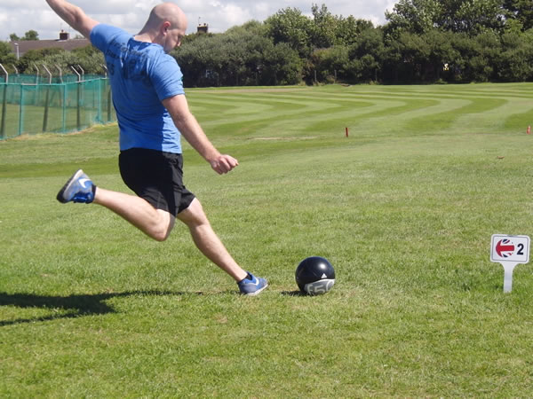 Tee Time Centre Footgolf Course