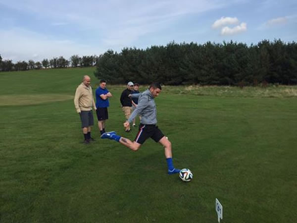 Roodlea Footgolf