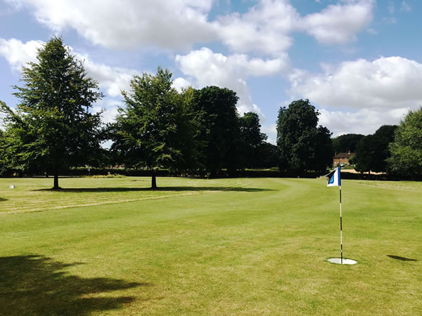 Lane End Footgolf Course