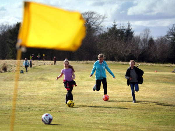 Brechin Footgolf Course