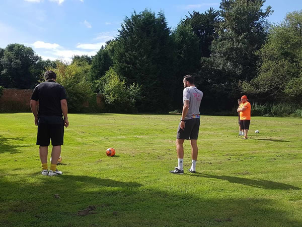 Haughton Hall Footgolf Course
