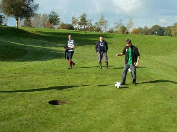 Roseberry Grange Footgolf Course