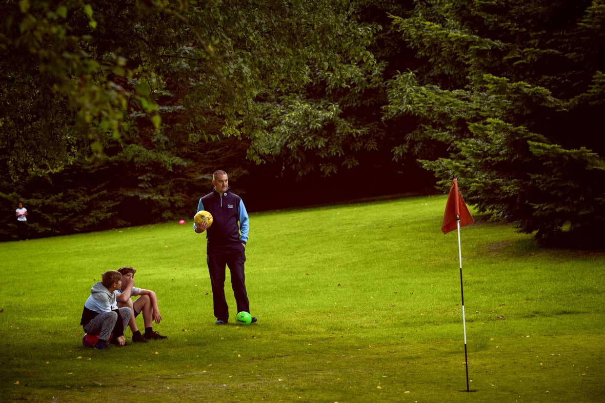 Bromsgrove Footgolf