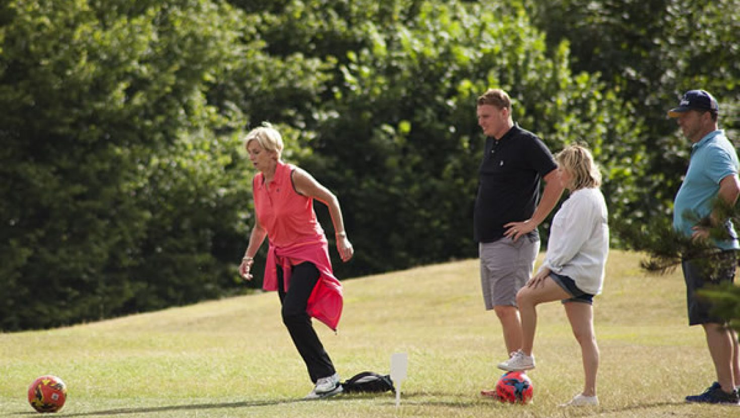 Why Footgolf is a Sport for All