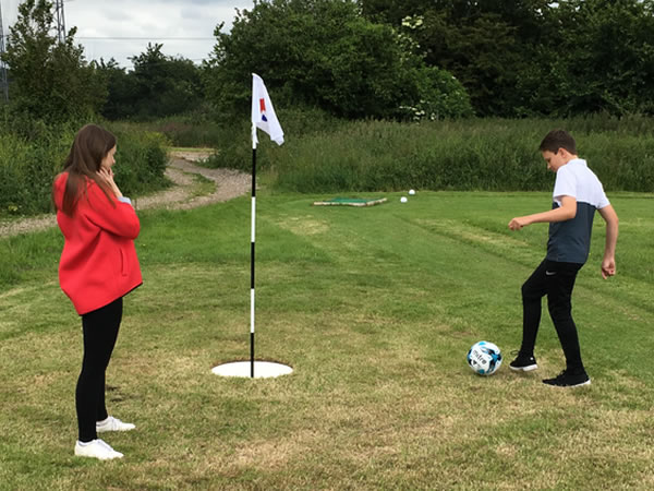 Plymouth Footgolf
