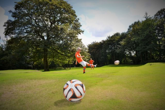 Blacknest Footgolf Course
