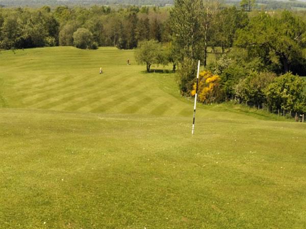 Castle Douglas Footgolf Course Dumfries, Castle Douglas Kirkcudbrightshire