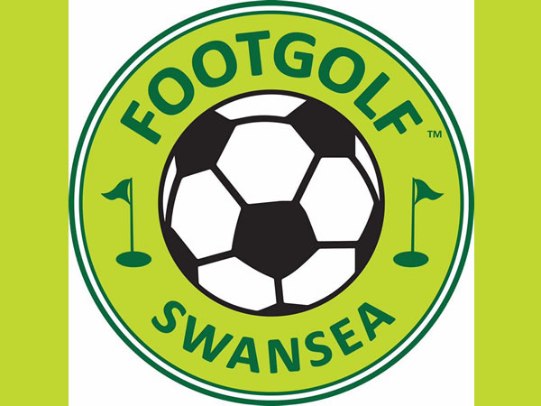 Footgolf Swansea Logo Wales Course