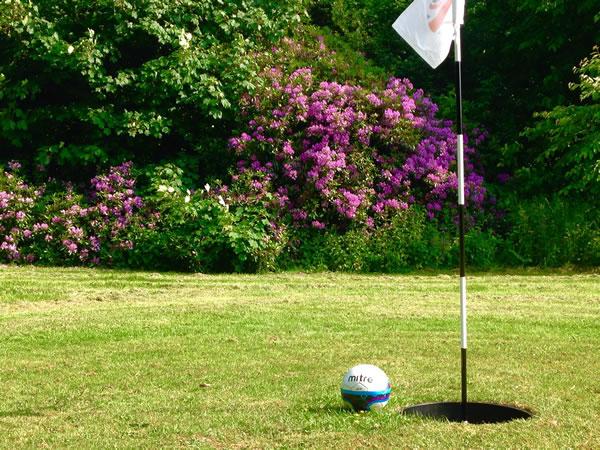 Bowring Park Footgolf Course Merseyside Liverpool