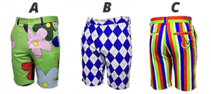 Footgolf Shorts Competition