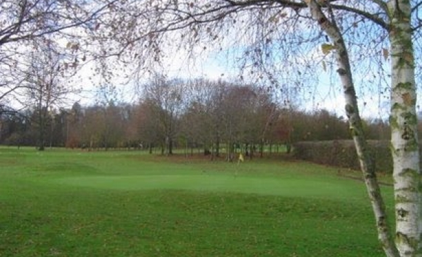 Abbey View Footgolf Course Golf Club St Albans Hertfordshire