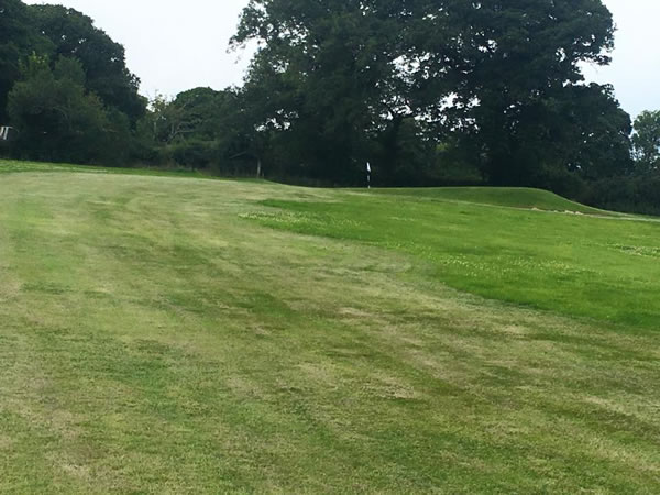 Killiow Golf Club Footgolf Truro Cornwall Course