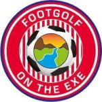 Footgolf on the Exe Logo