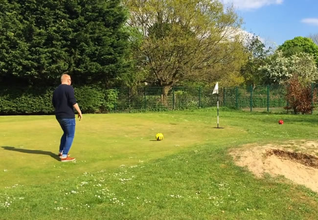 Palewell Common Footgolf