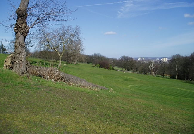 Alexandra Palace Pitch and Putt Footgolf Course Golf Club