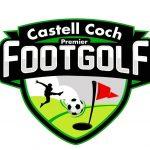 Castell Coch Footgolf Logo