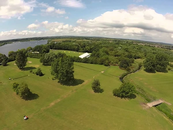 Pennington Flash Footgolf Course Leigh Greater Manchester Pennington Flash Country Park