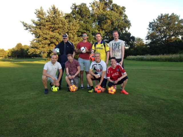 Worldham Footgolf Course