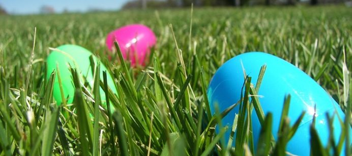 Playing Footgolf This Easter