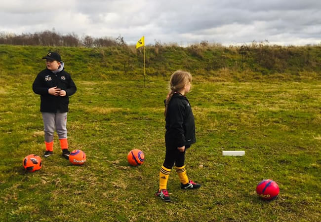 Footgolf Staffordshire