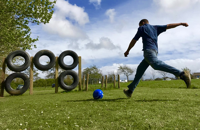 Newquay Crazy Footgolf